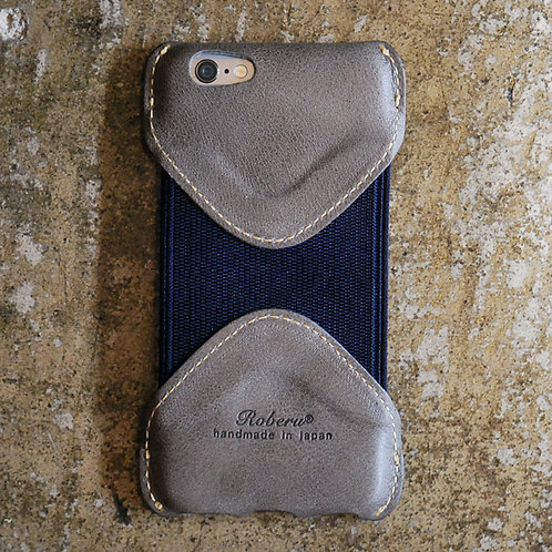 Roberu iPhone 6 /6s Case - Grey/Navy