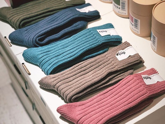 【DECKA QUALITY SOCKS・HANDMADE IN JAPAN】