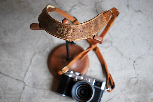Anchor Bridge Camera Strap - Kudu/Camel