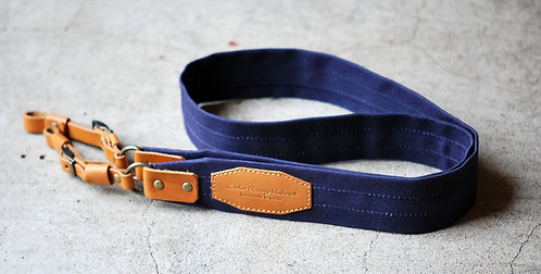 Roberu Canvas Camera Strap - Navy