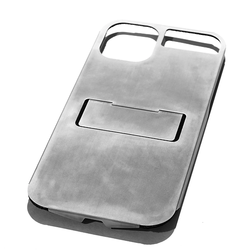 Claustrum Flap 11 Pro iPhone Holder - Concrete Matte