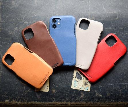 Roberu Italy Leather iPhone 12 mini Case