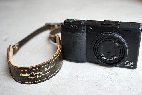 Roberu Compact Camera Strap - Moca Brown