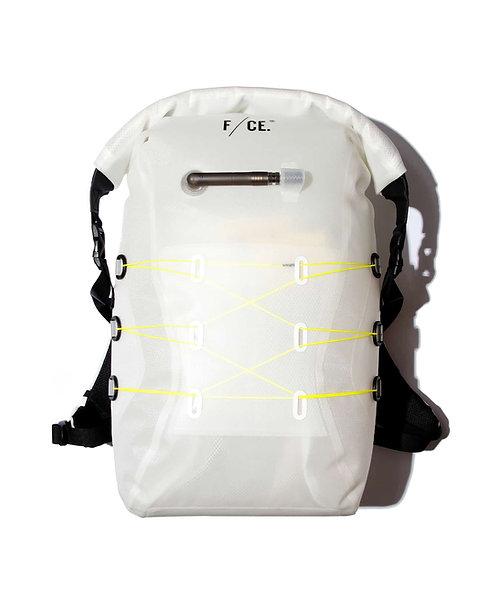 F/CE. Flamework Zip Lock Backpack