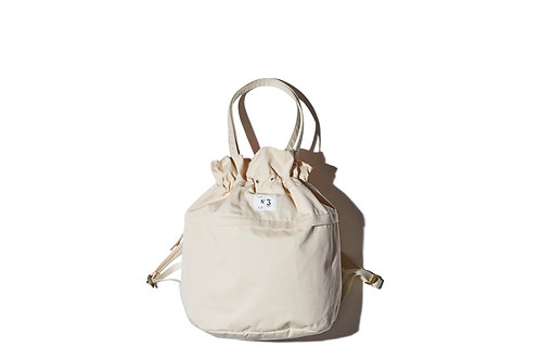 F/CE. No.3 2 Way Big Tote - Ivory