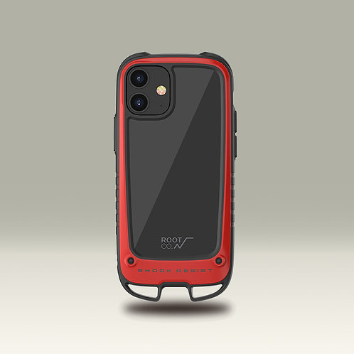 Root Co. Gravity Shock Resist Case +Hold. for iPhone 12 mini