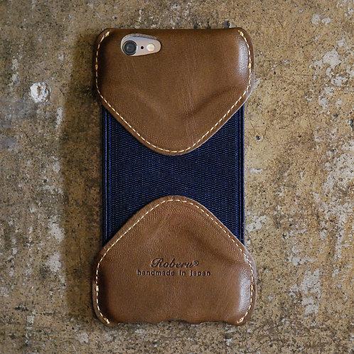 Roberu iPhone 6 / 6s Case - Green/Navy