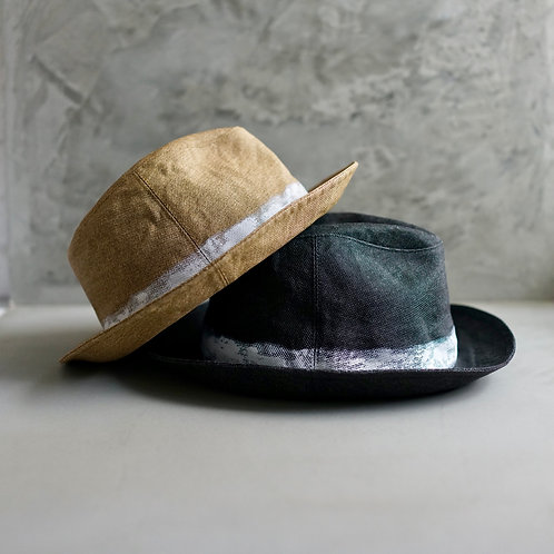 Morno Paint Paper Cloth Hat