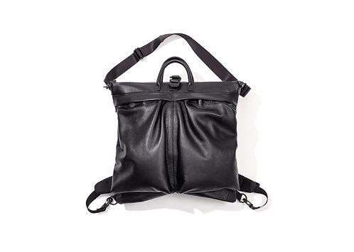F/CE. WP Leather Helmet Bag