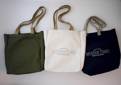 Modern Times Original Canvas Tote Bag