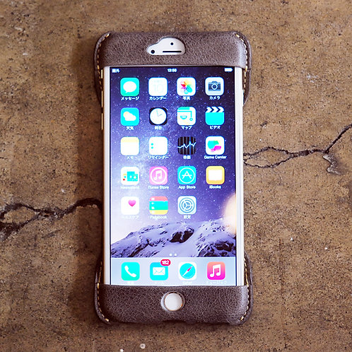 Roberu iPhone 6P /6sP Case - Grey/Navy