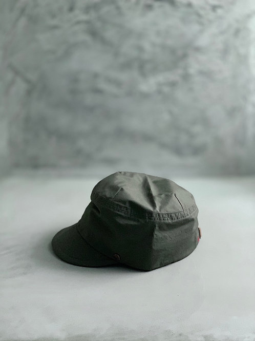 Morno Type Writer Work Cap - Khaki