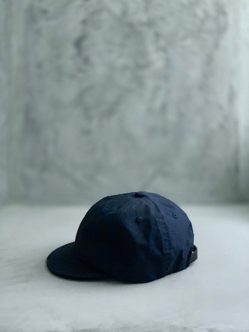 Morno Short Brim Basic Cap - Navy