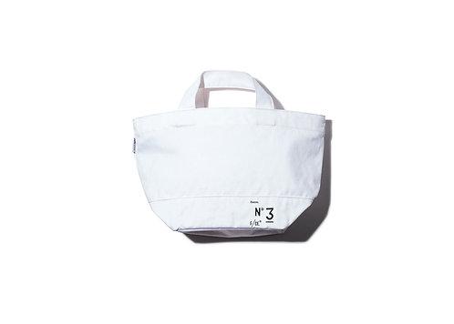 F/CE. No.3 Mini Tote - White