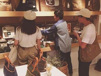 【KANAMONO 金社 X MODERN TIMES POP UP STORE】
