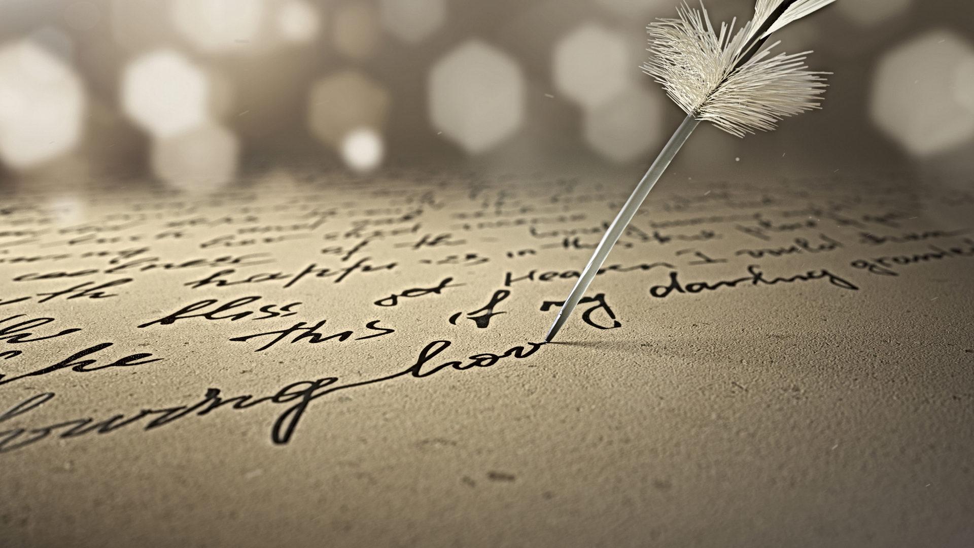 3d-render-ink-pen-writes-poetry-old-pape