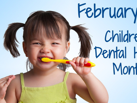 Good Oral Health in Children = A Good Life