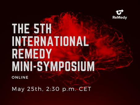 Join us during the 5th International ReMedy Mini-Symposium