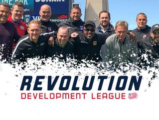 Valeo FC Joins Revolution Development League
