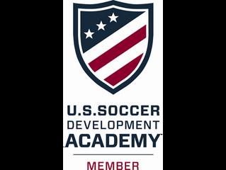 Valeo Futbol Club Development Academy Program Free to Play