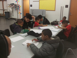 VFC Pilots After-School Homework Club in Dorchester