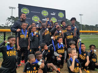 Valeo FC Captures Two FCUSA Coastal Cup Championships (Oct. 6-8, 2018)
