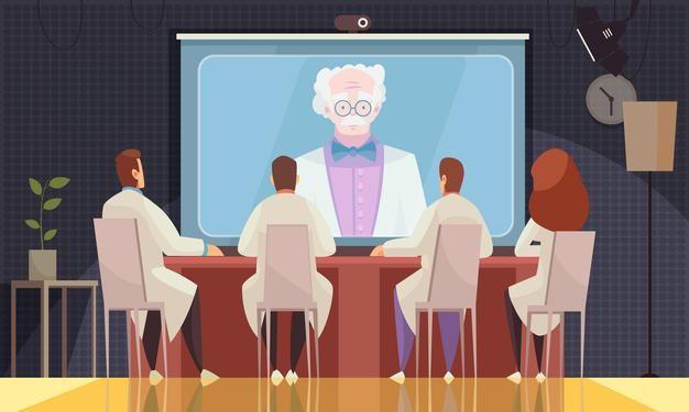ทำ Hybrid Conference ที่ห้องประชุมให้เช่าก็ง่าย ออนไลน์อยู่บ้านก็สะดวกสบาย
