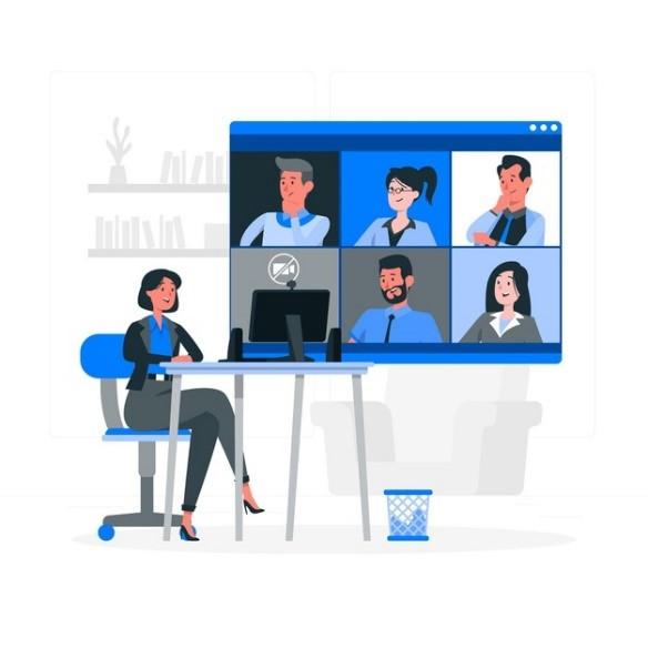 ประชุมที่ไหนเมื่อไหร่ก็ได้ง่ายๆด้วยรูปแบบการประชุมออนไลน์