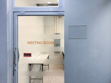 Front of Meeting Room
