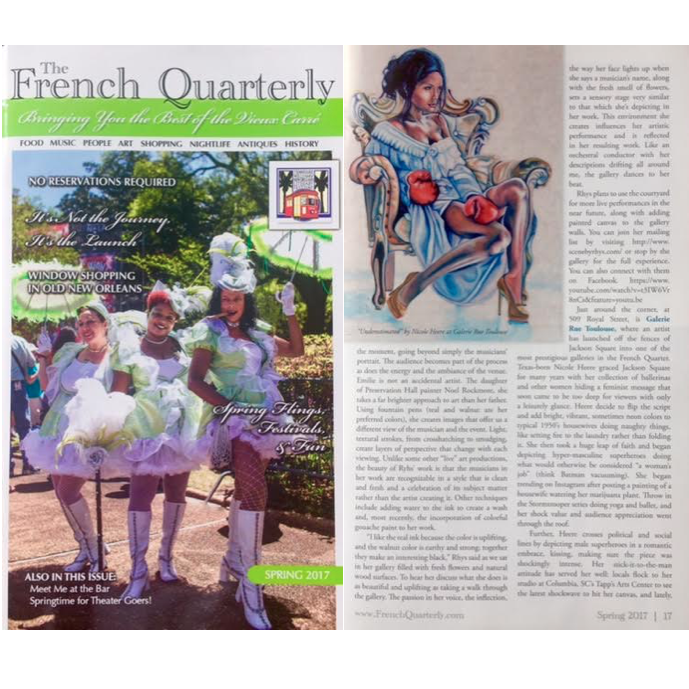 French Quarterly Magazine