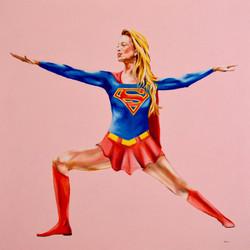 Supergirl Warrior