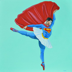 Superman Ballet