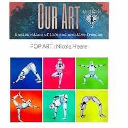 Our Art Exhibition