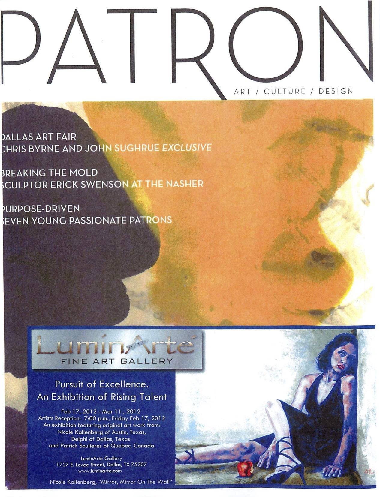 Patron Magazine