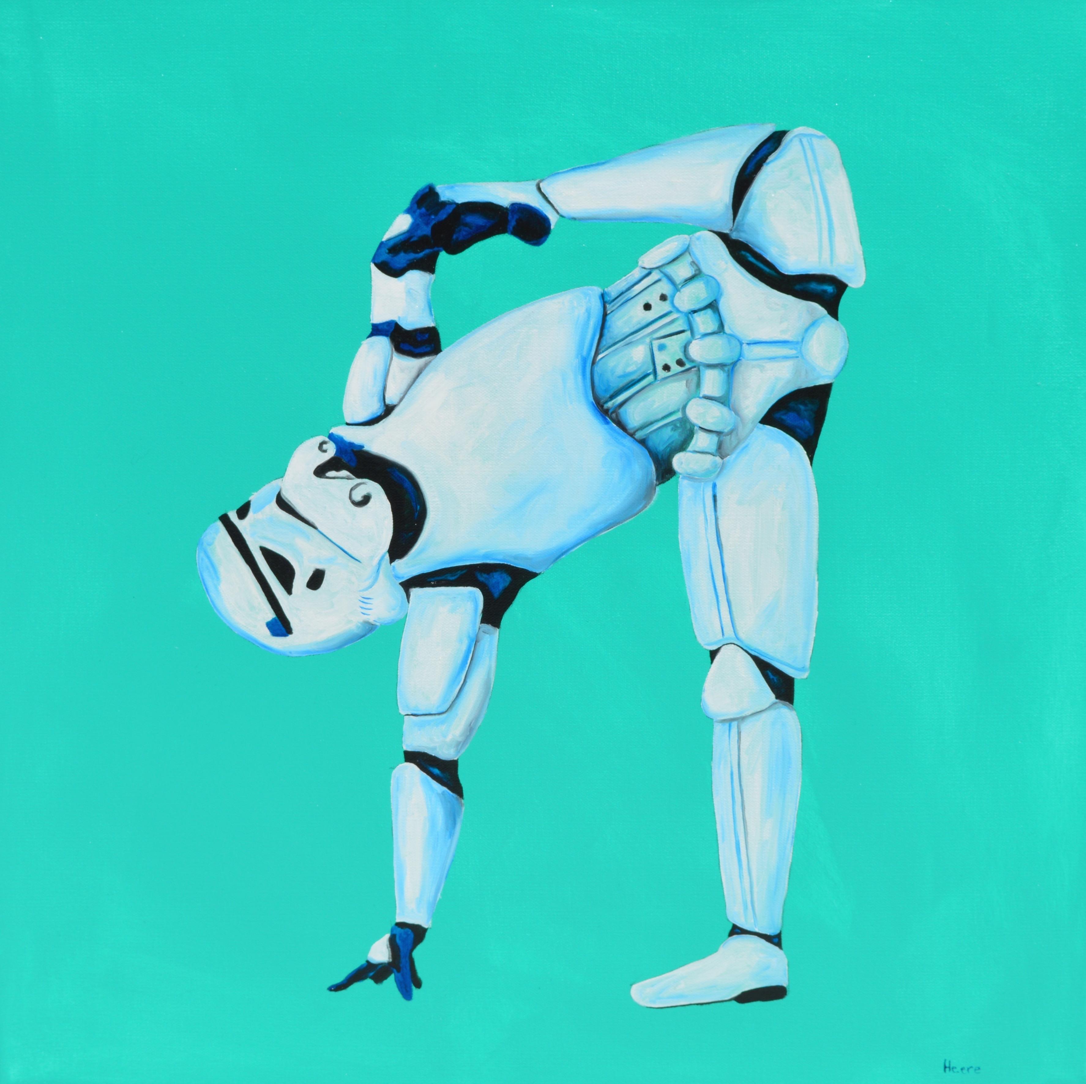 Storm Trooper Yogi