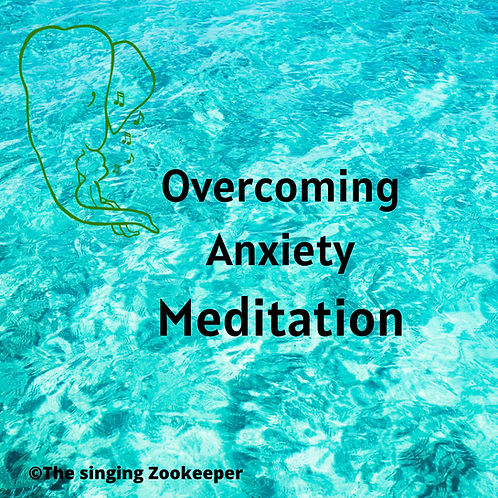 A guided meditation to let go of anxiety