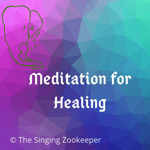 Guided meditation for emotional healing