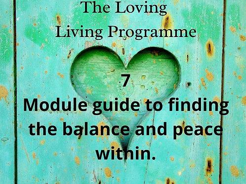 Loving Living Programme