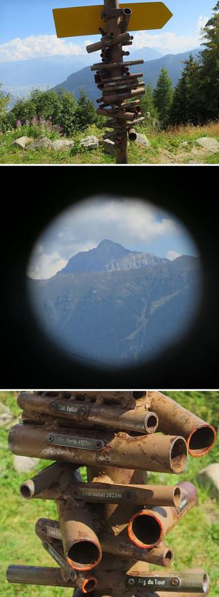 Определитель гор в Швейцарии