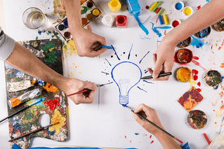 Влияние обмена идей на креативность