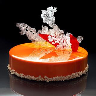 Принципы современной архитектуры в кулинарных десертах