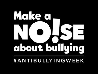 Anti-Bullying Week 2015: Monday