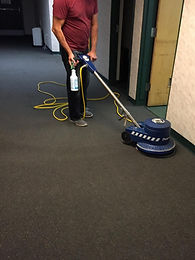 Carpet Encapsulation Power Scrub