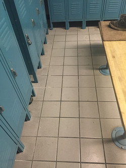 Industrial Bathroom Cleaning