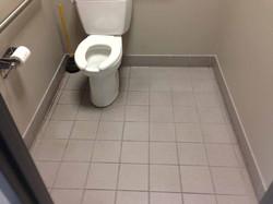 Industrial Cleaning Bathroom