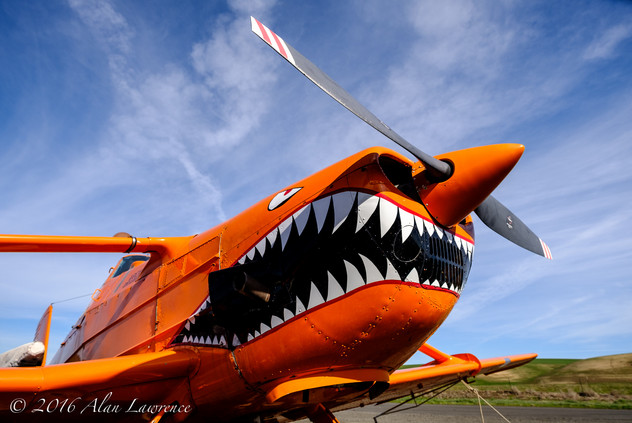 Cropduster with a smile