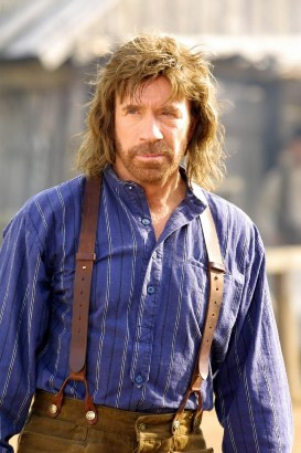 Randonnée mystique avec Chuck Norris !!!