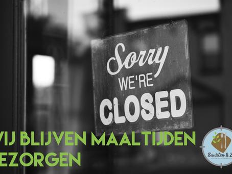 Restaurant opnieuw gesloten