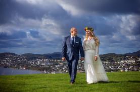Bryllup i Ålesund