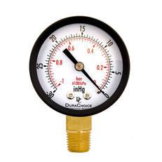 Vacuometro Medidor de vacio atmosferico (Vacuum Gauge)